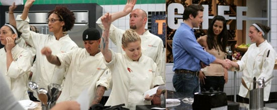 Top Chef 5.4 — Today Show Recap