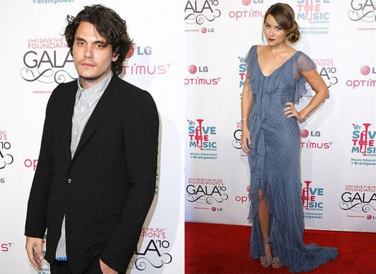 Lauren Conrad, John Mayer, and Joel Madden at VH1's Save the Music Event