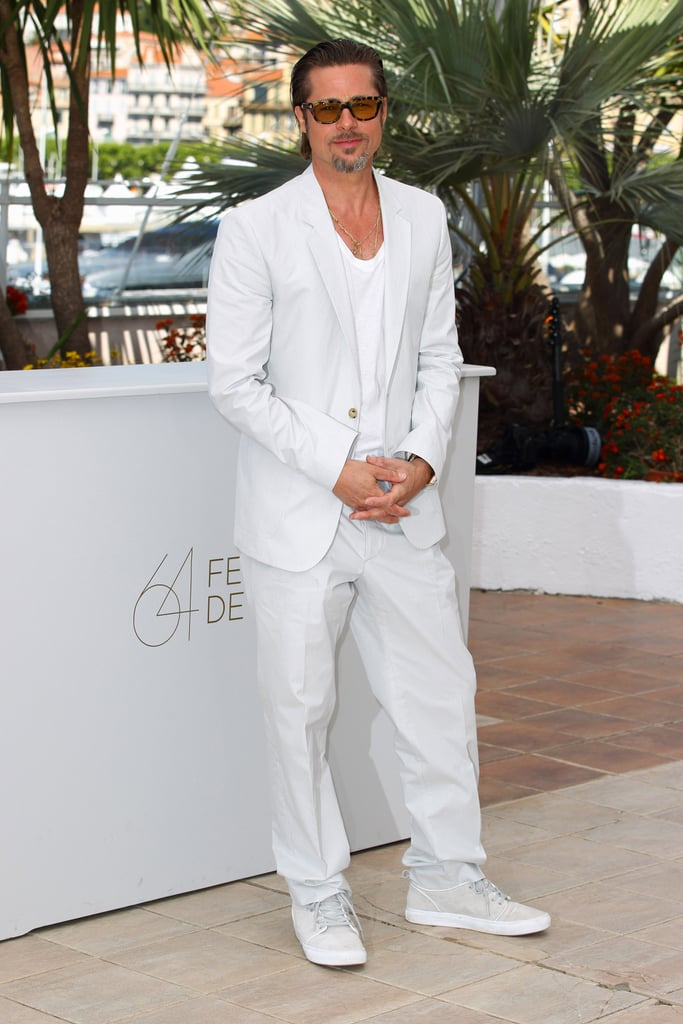 Tree of Life Photo Call at Cannes