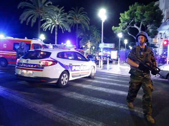 At Least 60 Killed in France After Truck Plows 'Hundreds of Yards' Through Crowds Celebrating Bastille Day: Reports