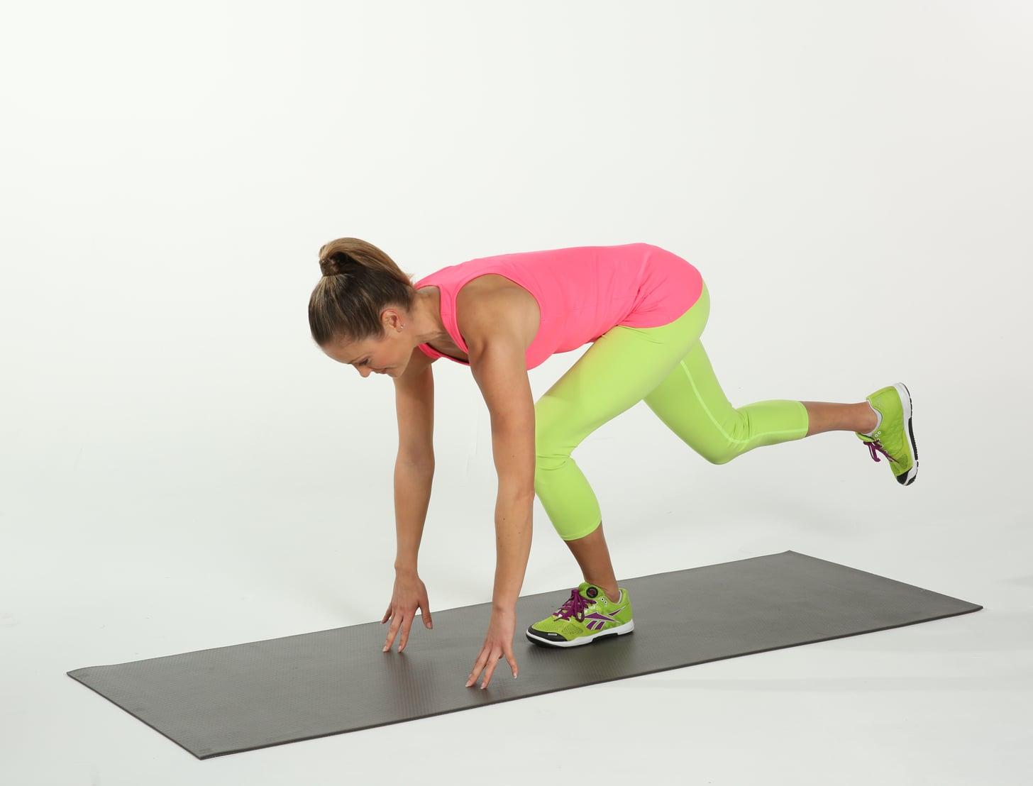Lower Body: Single-Leg Balance Touch