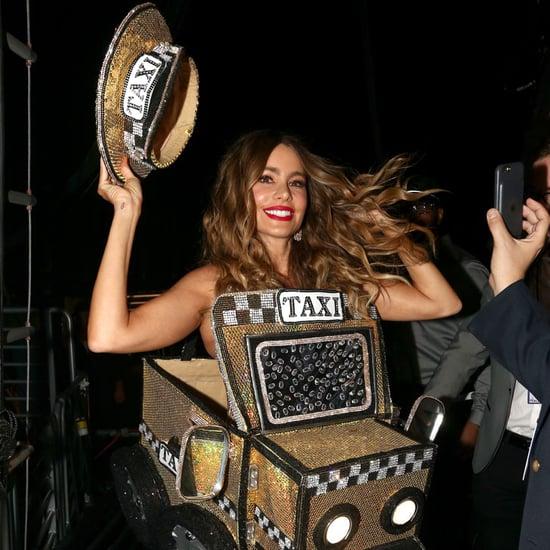 Sofia Vergara at the Grammys 2016