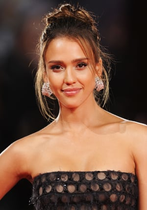 Jessica Alba Tweets That She Skips Workout and Sleeps Instead