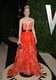 Elizabeth Banks arrived at the Vanity Fair Oscar party on Sunday night.