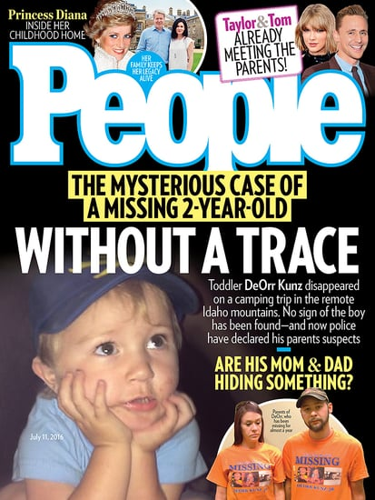 Without a Trace: Almost a Year Since 2-Year-Old DeOrr Kunz Vanished from an Idaho Mountain, His Parents Speak Out