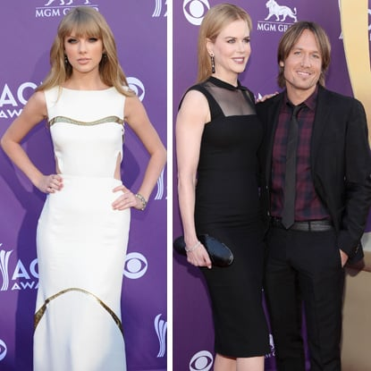 ACM Awards Red Carpet Pictures 2012