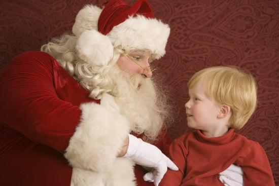 Are Mall Santas Given Background Checks