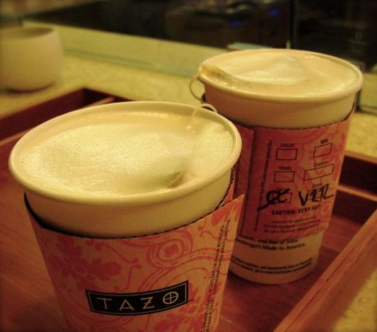 Tasting Starbucks Full Leaf Tea Lattes