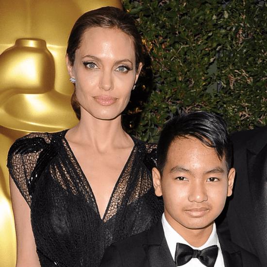 Angelina Jolie and Maddox's Trip to Cambodia 2015