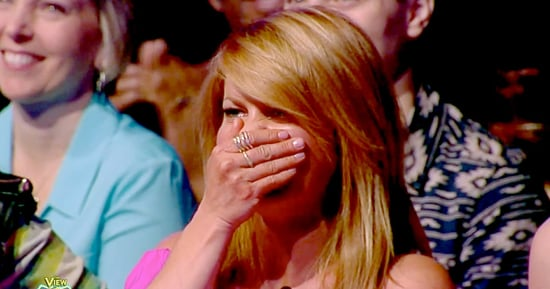Candace Cameron Bure Cries Over 40th Birthday Surprise on 'The View'