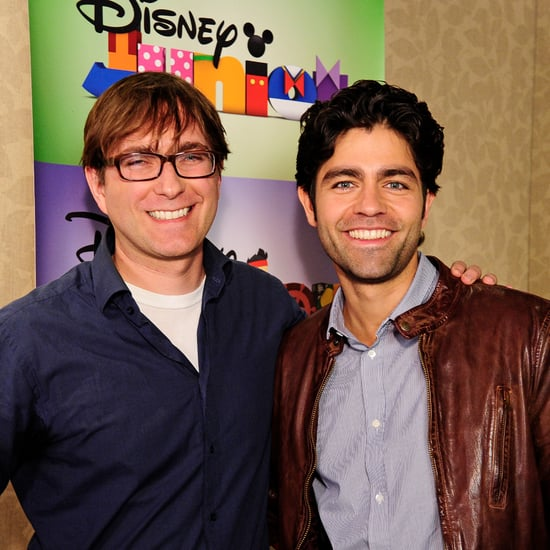 Adrian Grenier Interview For Miles From Tomorrowland