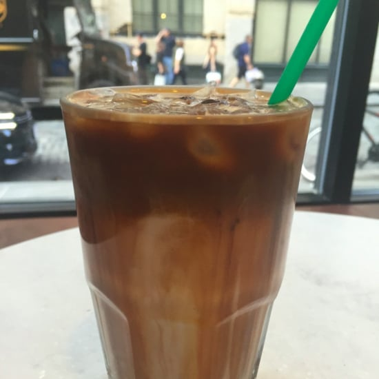 Starbucks Iced Coconut Milk Mocha Macchiato Review