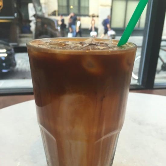Starbucks Iced Coconut Milk Mocha Macchiato Review