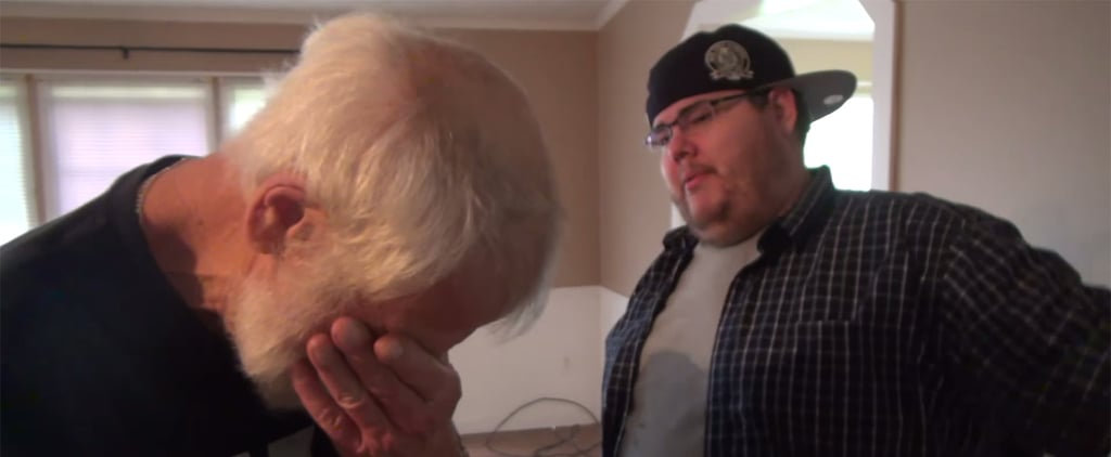 Why This Angry Dad Starts to Bawl When His Son Gifts Him a Home
