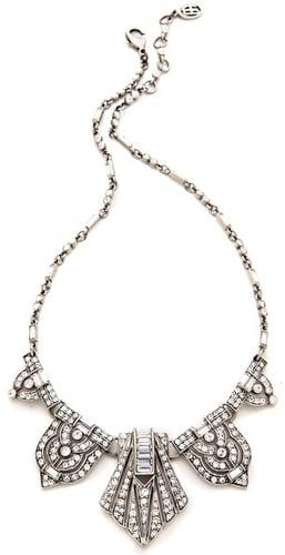 Ben-amun Crystal Statement Necklace