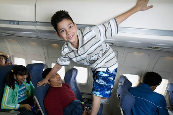 Is It Okay to Drug Kids for Airplane Rides?
