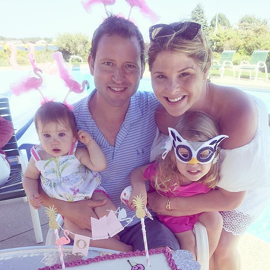 Jenna Bush Hager Returns from Rio and Celebrates Daughter Poppy's Flamingo-Themed First Birthday