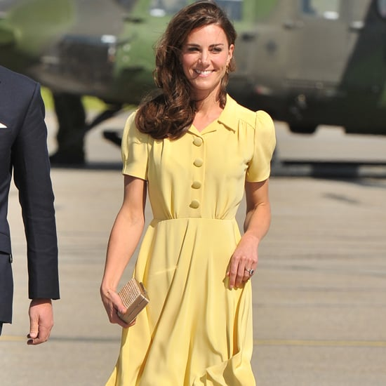 Royals Wearing Dresses Like Disney Princesses