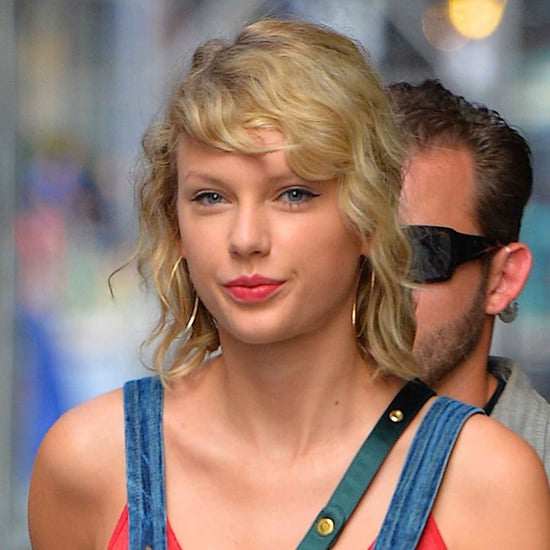 Taylor Swift Curls 2016