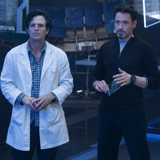 Robert Downey Jr. Interview on Avengers: Age of Ultron
