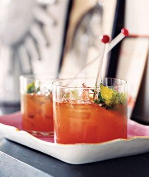 Hanukkah Cocktail Party Drink Recipe