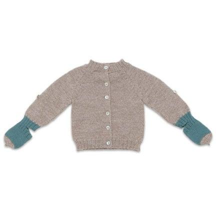 Oeuf Mitten Sweater ($88)