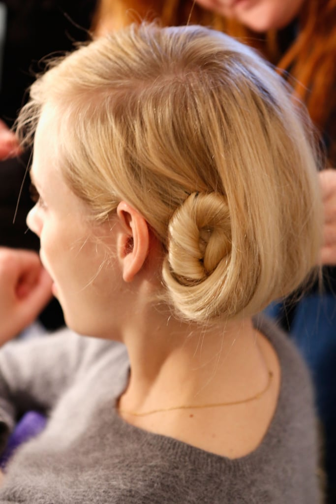 If Princess Leia Lived Today, She'd Rock the Hair at Tory Burch