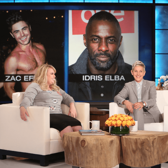 Rebel Wilson Plays Who'd You Rather on Ellen February 2016