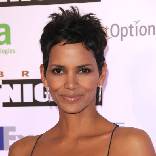 Pictures of Halle Berry, Kelly Clarkson, and Jordin Sparks at Celebrity Fight Night in Phoenix, AZ