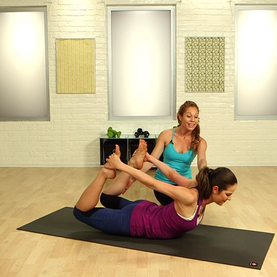 Tone Your Back and Chisel Your Waist With Yoga