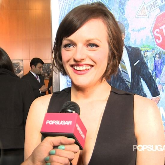 """Elisabeth Moss on Peggy's """"Brave"""" Move and Growing Up on Mad Men"""