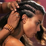 Great Waves: Braiding Out For Perfect Beach Hair