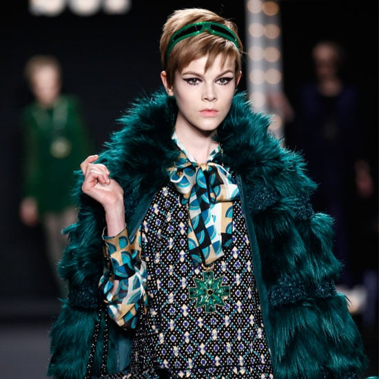 See Anna Sui Fall 2013 New York Fashion Week Runway Show