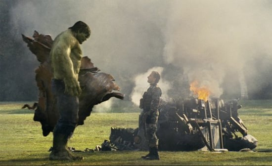 Movie Review, The Incredible Hulk