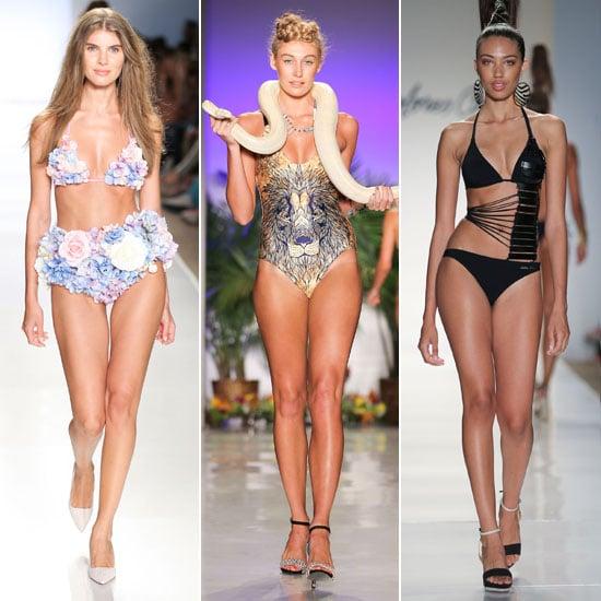 The Sexiest, Buzziest Bikini Moments From Miami Swim Week