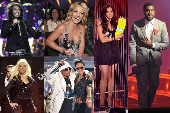 Photos of 2008 MTV VMAs