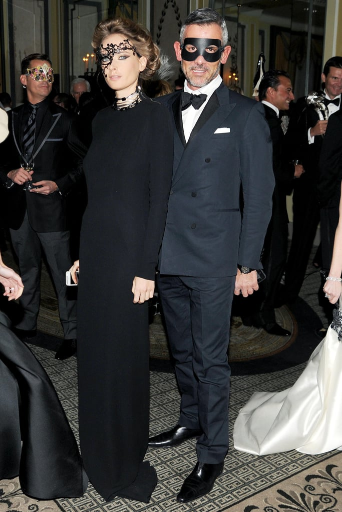 Olga Sorokina and Lionel Geneste at the Save Venice Ball in New York. Photo: Billy Farrell BFAnyc.com