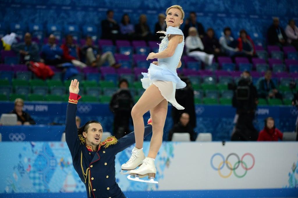 Disney Look-Alike Figure Skaters Get Best Score of All Time