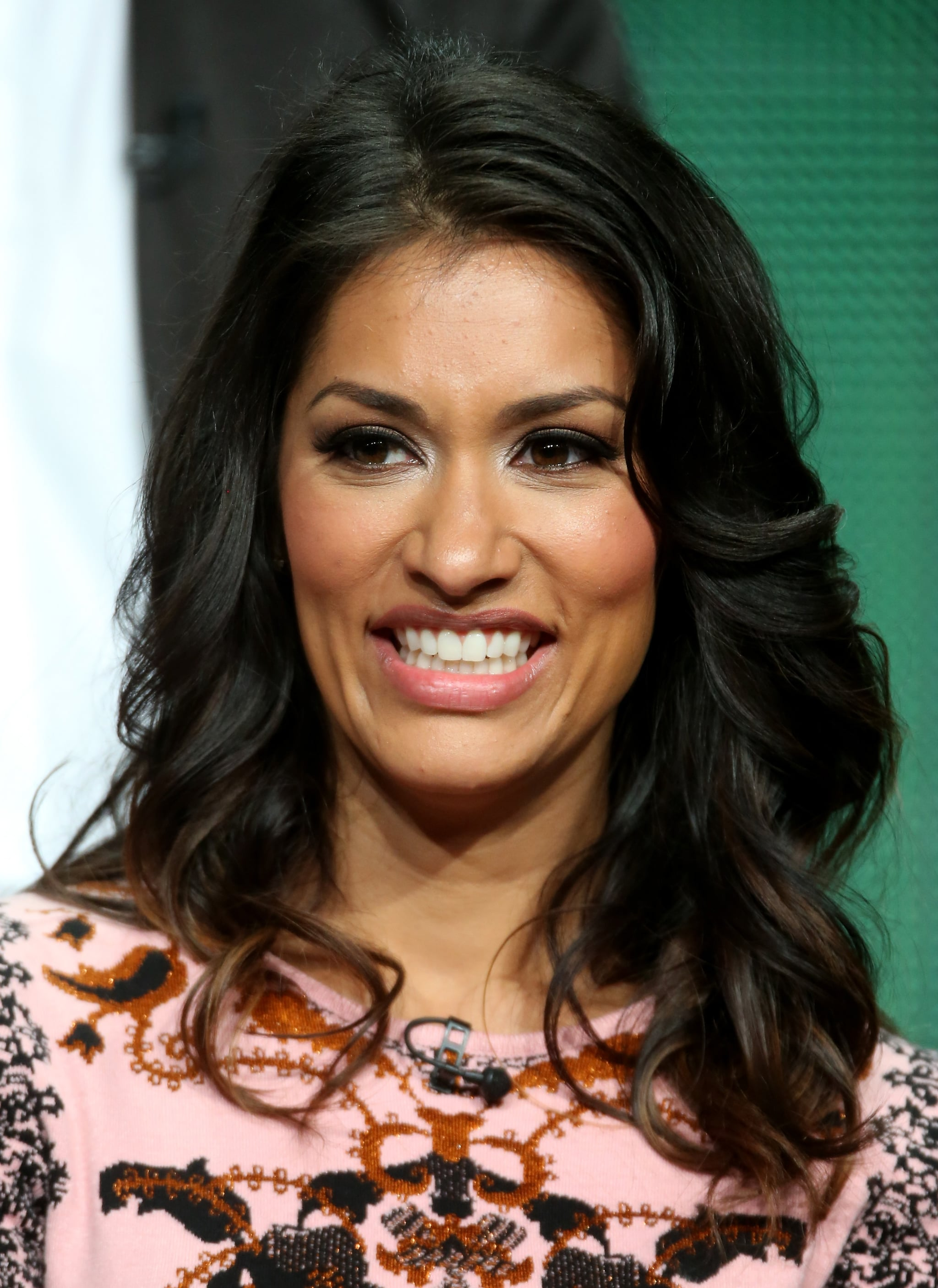 """""""People want you to either be a law enforcer or a lesbian. And I've done both, proudly."""" — Janina Gavankar"""