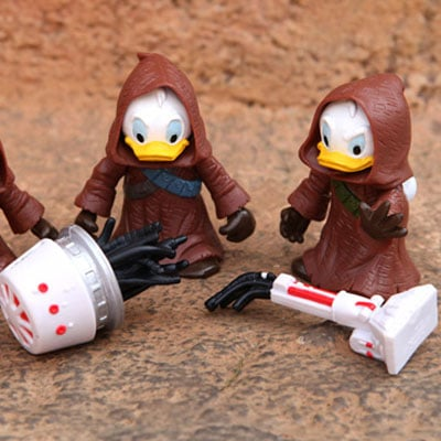 Star Wars Disney Action Figures Pictures