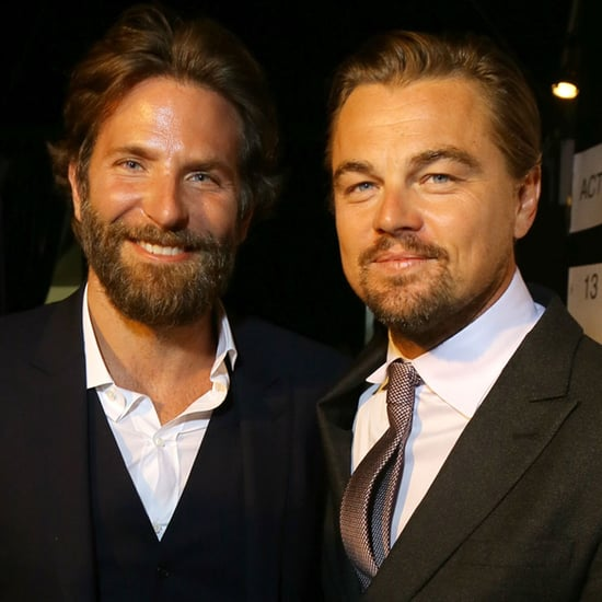 Leonardo DiCaprio and Bradley Cooper at Foundation Gala 2016
