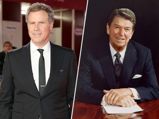 Will Ferrell Set to Star as Former President Ronald Reagan in Upcoming Reagan Film