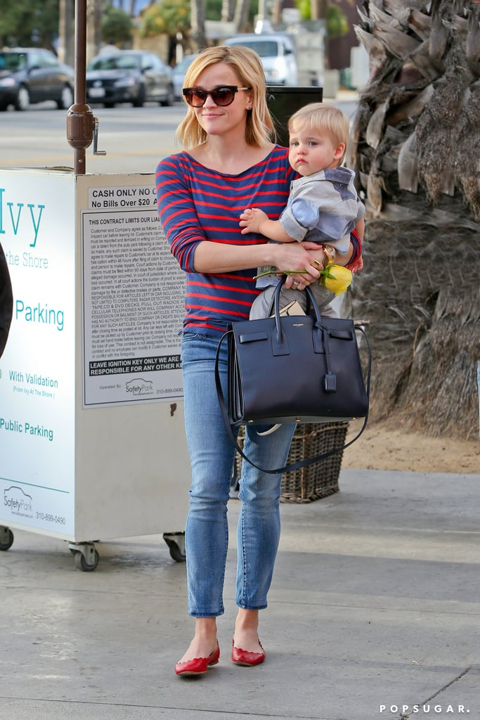 Reese Witherspoon and Tennessee Toth looked cute for a lunch date in LA on Sunday.