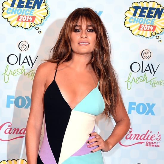 Lea Michele at the Teen Choice Awards 2014 | Pictures