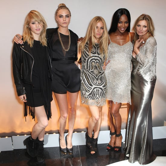 Kate Moss and Topshop Collaboration Launch Party Pictures