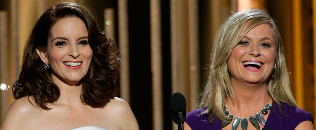 Yeah, Amy and Tina Really Have This Golden Globes Thing Nailed