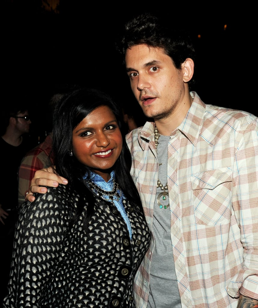 John Mayer Gets a Haircut and Parties Postsplit