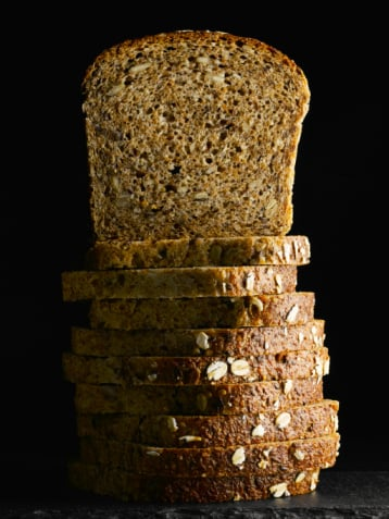 Would You Rather Eat White or Wheat Bread?