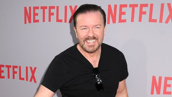 Confirmed: Ricky Gervais Is Hosting The 2016 Golden Globes