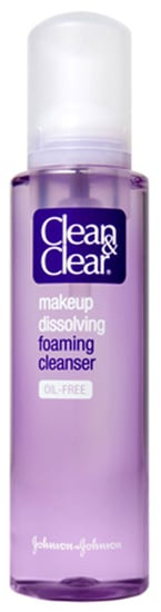 Doing Drugstore: Clean & Clear Makeup Dissolving Foaming Cleanser